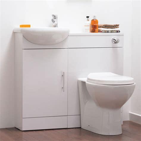 cloakroom bathroom basin toilet wc unit cistern all in one ebay