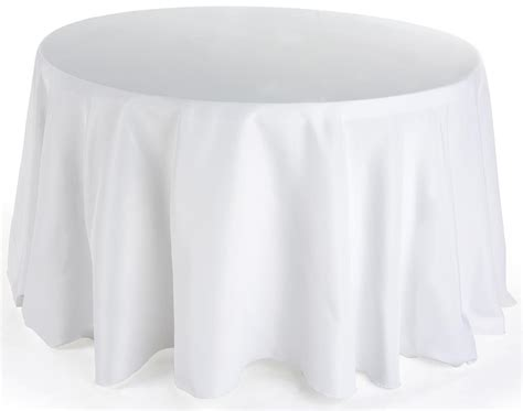 white table linens clearance dining table cloth ivory linen with 108 quot diameter