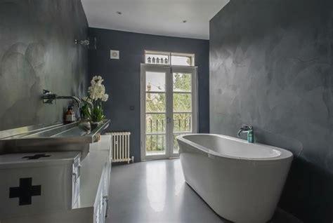 Badezimmer Keine Fliesen by 1001 Idee Per Il Bagno Senza Piastrelle Molto Creative