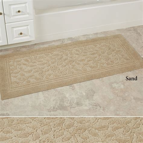 Bathroom Rug Runners Wellington Soft Bath Rug Runner