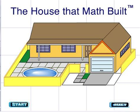 house perimeter geometry area perimeter volume formulas
