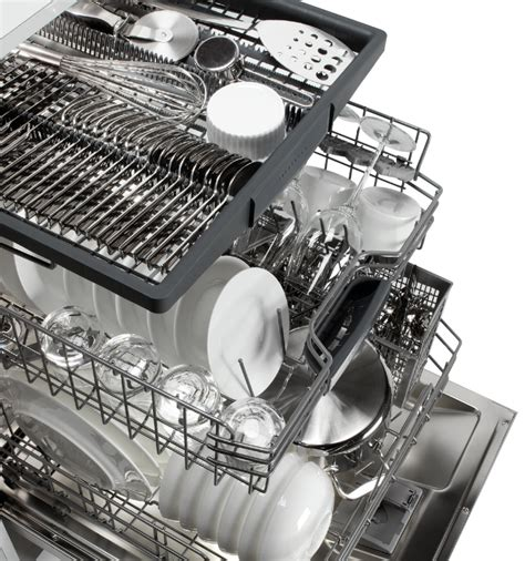 Three Rack Dishwasher by Kitchen Secrets In High Profile Homes A 1 Appliance Ideas