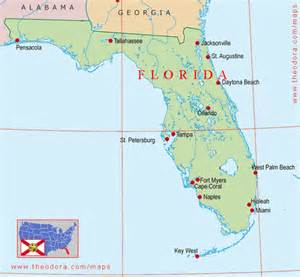 maps of florida floridian flags maps economy