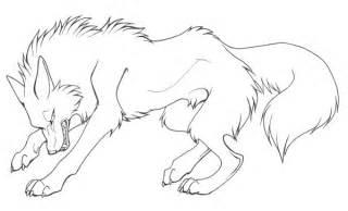 Wolves Coloring Pages  Coloringpages1001com sketch template