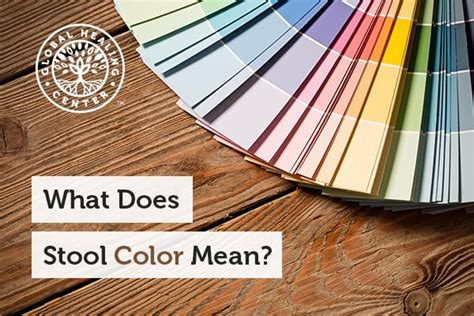 What Color Should Stool Be by What Does Stool Color