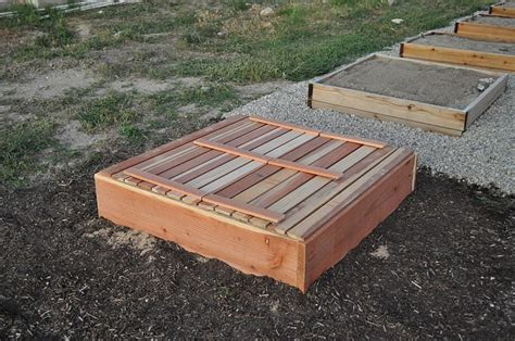sandbox with bench mrs home ec covered fold out bench sandbox