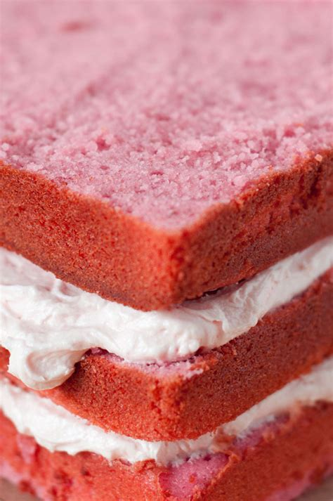strawberry cake strawberry cake with strawberry frosting