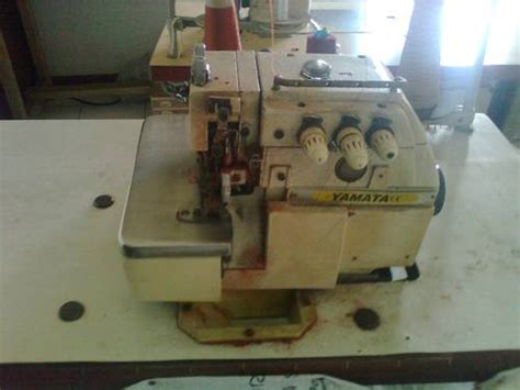 Mesin Obras Merk Yamata dinomarket 174 pasardino mesin jahit mesin obras ex