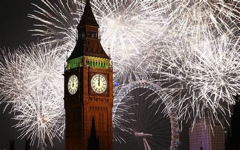 new year celebrations uk 2015 new year 2015 in pictures fireworks and celebrations