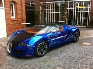Bugatti Tuned Ultra Cars