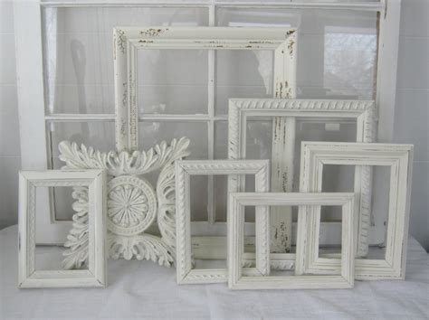 cheap shabby chic picture frames the 276 best images about shabby frames on antiques distressed frames and