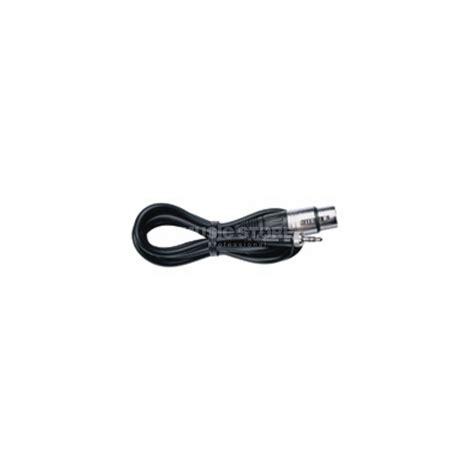 Sennheiser 3 5mm Stereo sennheiser cl 2 line cable 3 5 mm stereo xlr fem