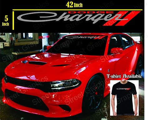 Dodge Charger Stickers