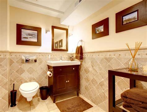bagno elegante classico interno elegante classico bagno domestico fotografia
