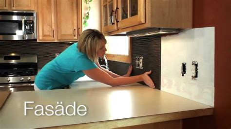 Kitchen Backsplash Tin what s fasade backsplash ideas youtube