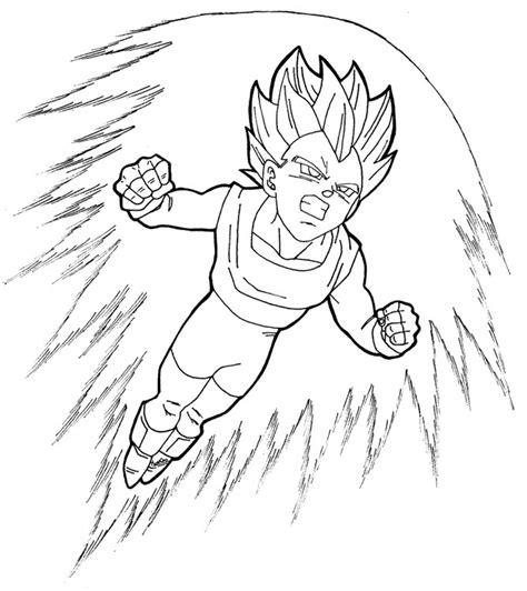 goku jr coloring pages vegeta jr by moncho m89 on deviantart