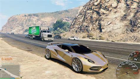 New Ps4 Gta V New Ltd gta 5 dlc update gets more stunt races and vehicles neurogadget