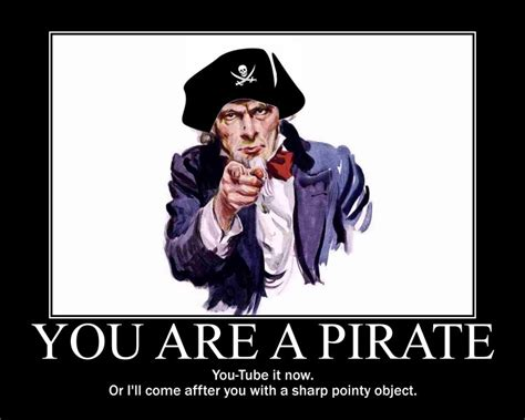 You Are A Pirate Meme - you are a pirate by drack99 on deviantart