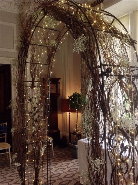 Wedding Aisle Tree Hire by Wedding Arches And Aisle Decoration