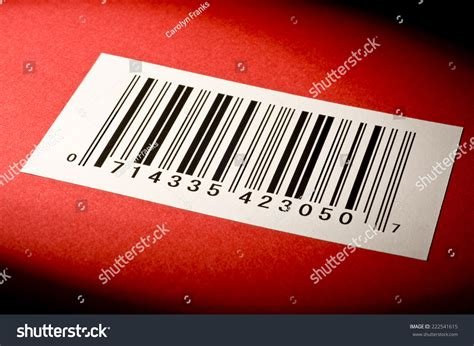 Bar Horizontal Background 1 horizontal of bar code on textured background
