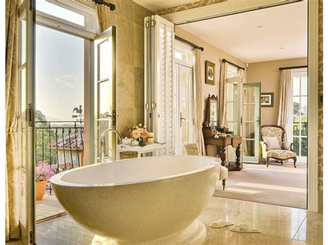 French provincial style bathroom homehound
