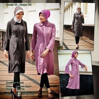 Busana Muslim Trendy Noomi By Efandoank wanita islami