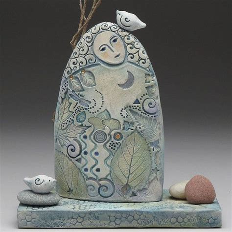 Handmade Clay Sculptures - 17 best images about goddess statues on gaia