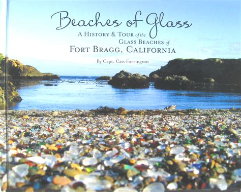 beaches coffee table book sea glass jewelry gallery museum capt cass