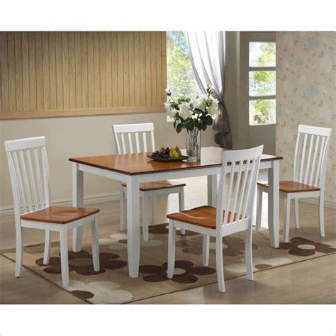 boraam bloomington dining set bloomington 5 piece dining set by boraam industries in