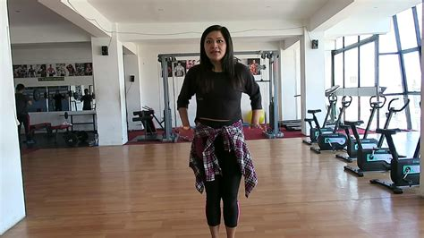 zumba easy tutorial bollywood zumba with tutorial in nase si chad gayi