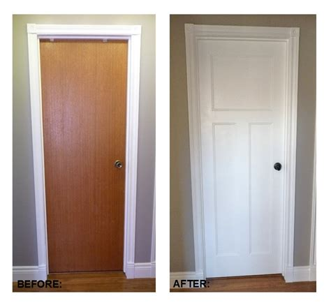 How To Replace Door Trim by How To Replace Interior Doors A Thorough Tutorial On Installing New Doors And Door Knobs