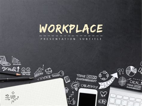 themes for work presentations workplace animated powerpoint template youtube