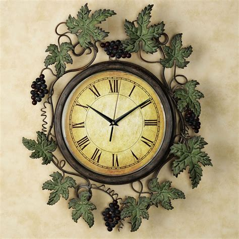 beautiful clocks 24 beautiful kitchen wall clocks mostbeautifulthings