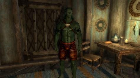 skyrim male revealing armor mod revealing neo outlander armor male at skyrim nexus