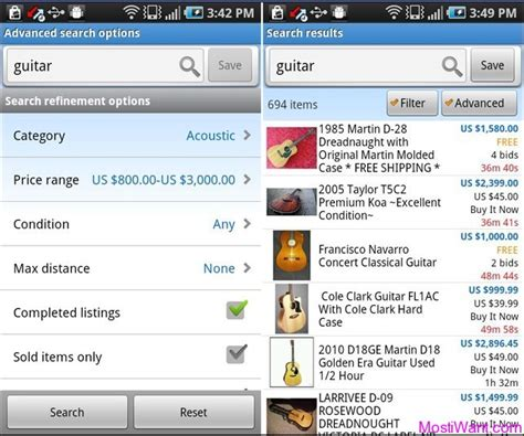 ebay app for android official ebay india mobile app for android most i want