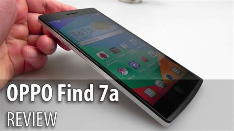 Tablet Oppo oppo find 7a review hd tablet news
