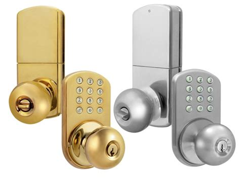 Door Knob Keypad by Morning Industry Keypad Door Knob