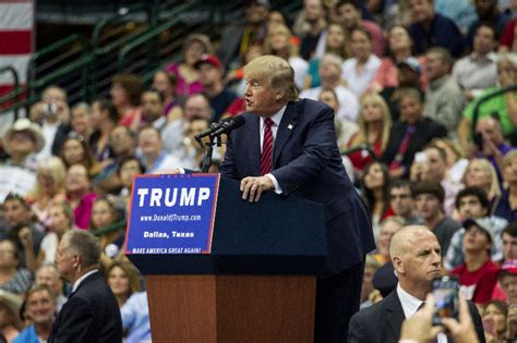fort worth rally donald trump donald trump does dallas photo gallery fort worth weekly