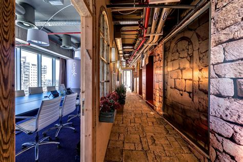 google tel aviv inside the new google tel aviv office office snapshots