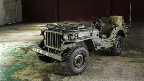 New Jeep Willys Willys Mb Jeep