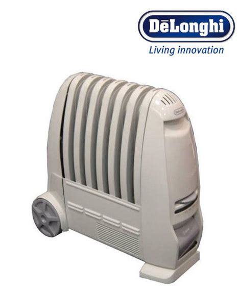 Delonghi Kenwood 3507k Filled Radiator Heater by Delonghi Bambino Filled Radiator Trf115 Uk Offers Direct
