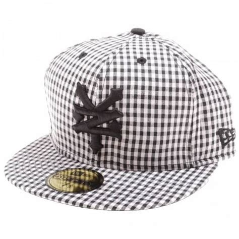 Zy 99 Thrasher zoo york plaid cracker new era fitted cap caps from