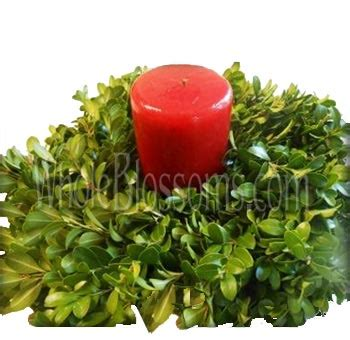 wholesale garland wreaths swags and candle rings