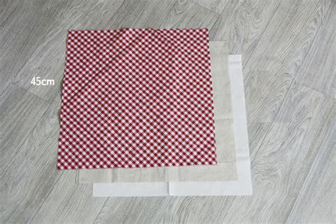 Fabric Origami Box - fabric origami box tutorial diy tutorial ideas