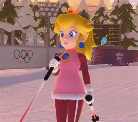 Gamis Deasy by Mario And Sonic At The Sochi 2014 Olympic Winter