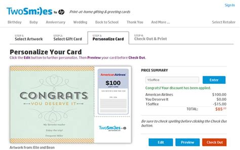 Marriott Gift Card Promo Code - 15 off gift cards american airlines lowes marriott sears and more frequent miler