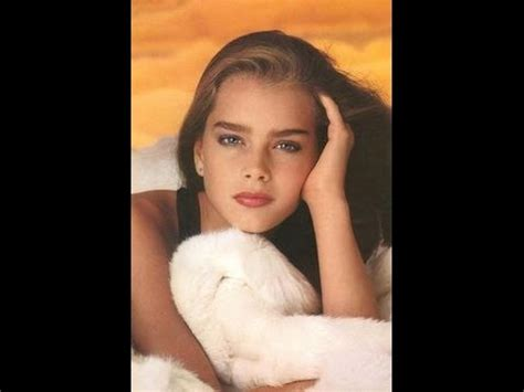 Brook Shields by Look Like Young Brooke Shields Subliminal Youtube