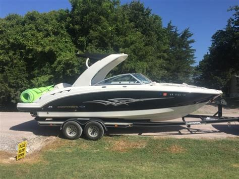 chaparral boats for sale oklahoma 2008 chaparral 264 sunesta powerboat for sale in oklahoma