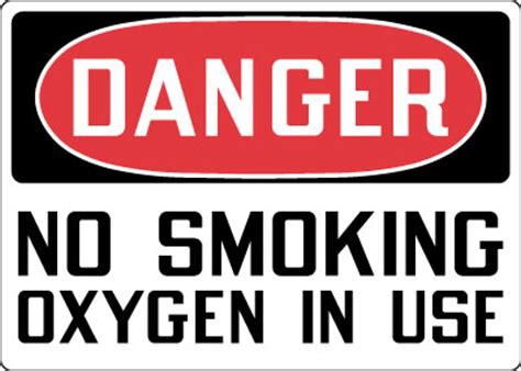 no smoking sign oxygen in use no smoking signs and smoking signs stonehouse signs
