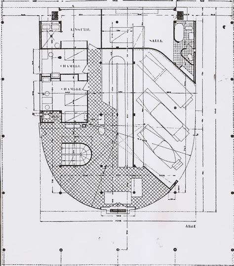 e plans villa savoye misfits architecture